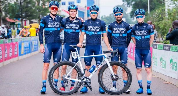 Cycling is finally starting off again for our Pro Teams.