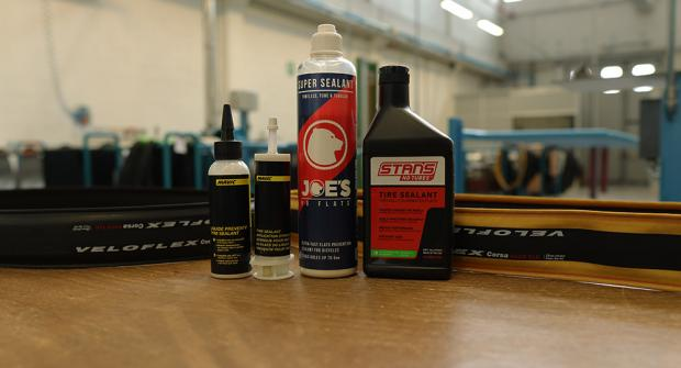The importance of the tubeless sealant
